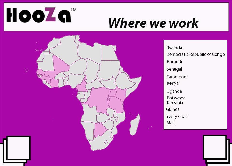 Hooza infographic