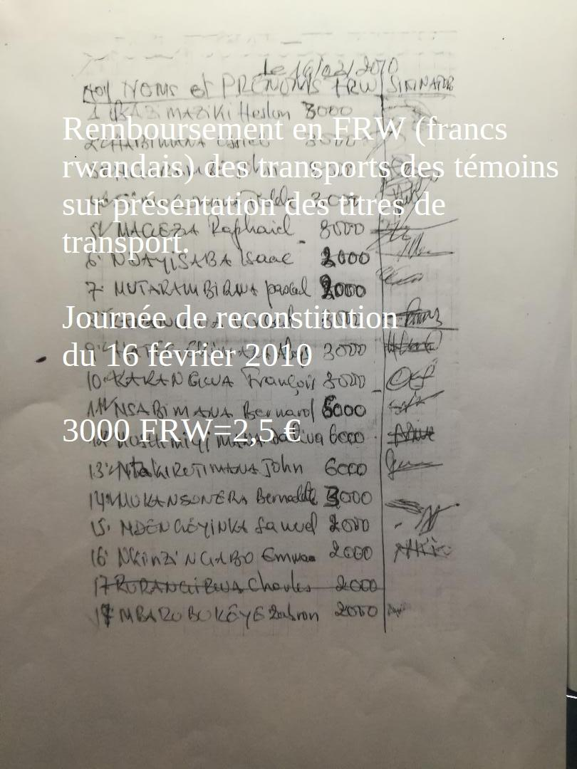 Remboursements 16fev2010 recto